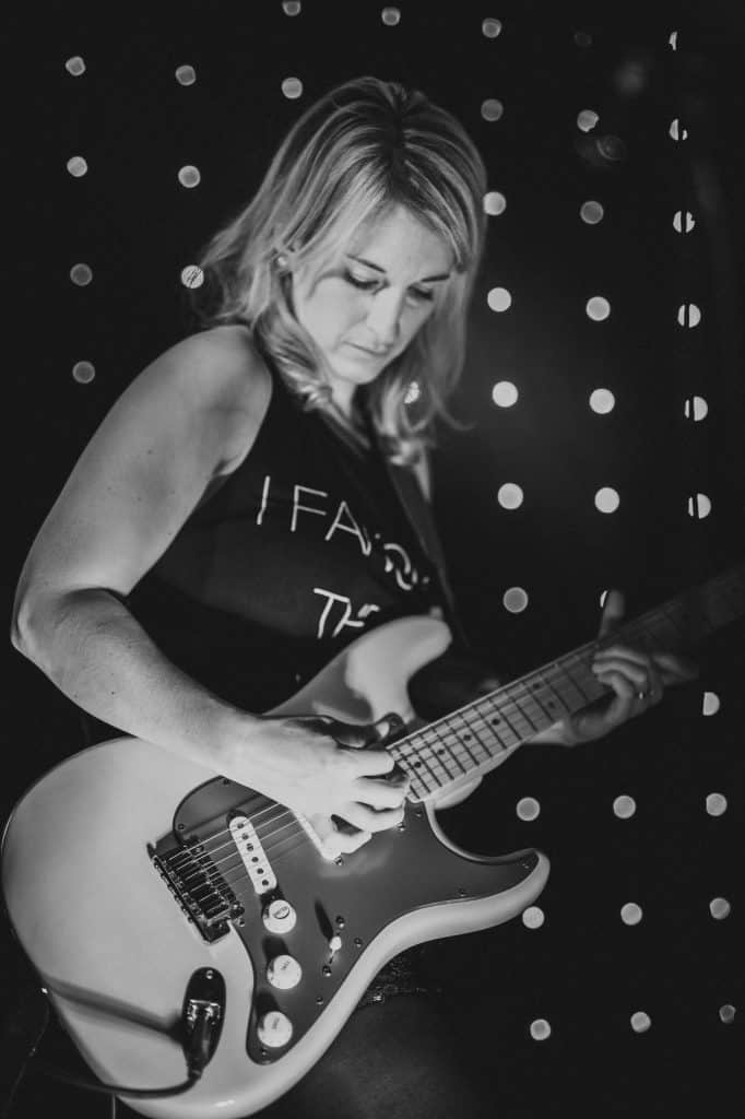 wedding event band female singer guitarist wales cardiff