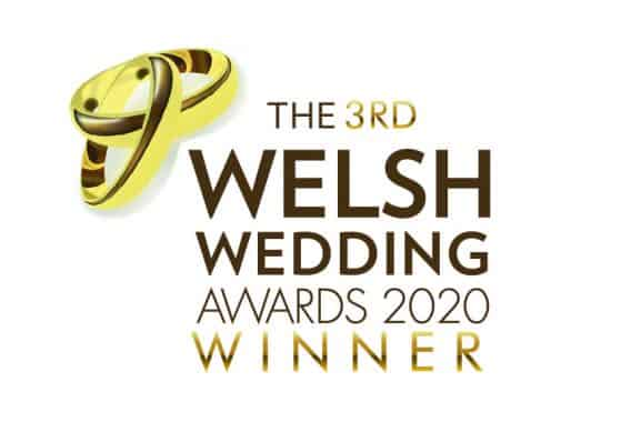 Welsh Wedding Award Winner Best Entertainment 2020